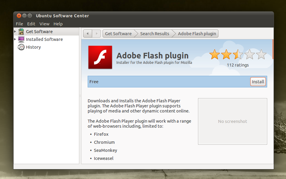 Install Flash Player Without Admin Privileges Php Editor