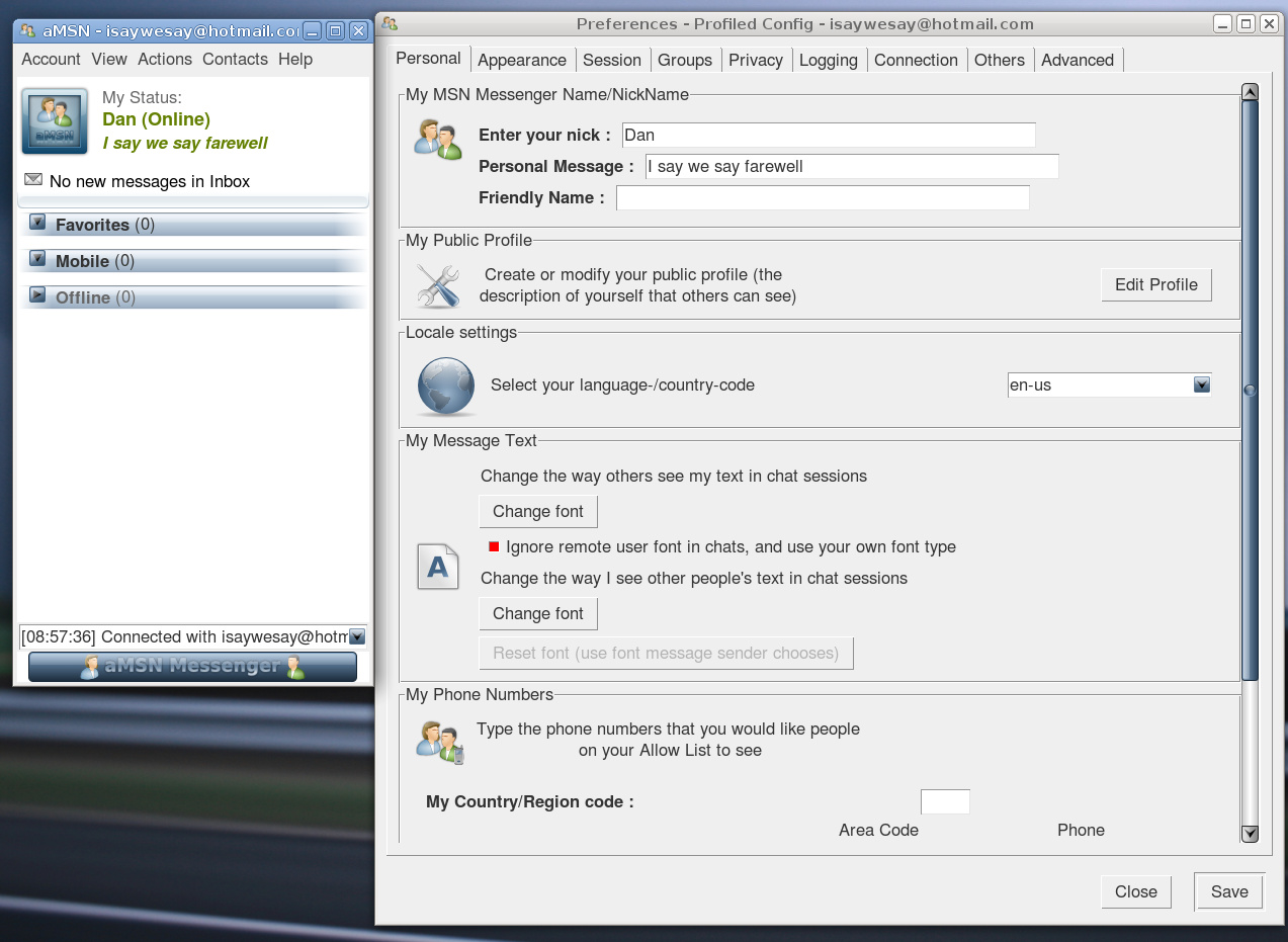 10 Instant Messaging Clients for Linux | TuxArena