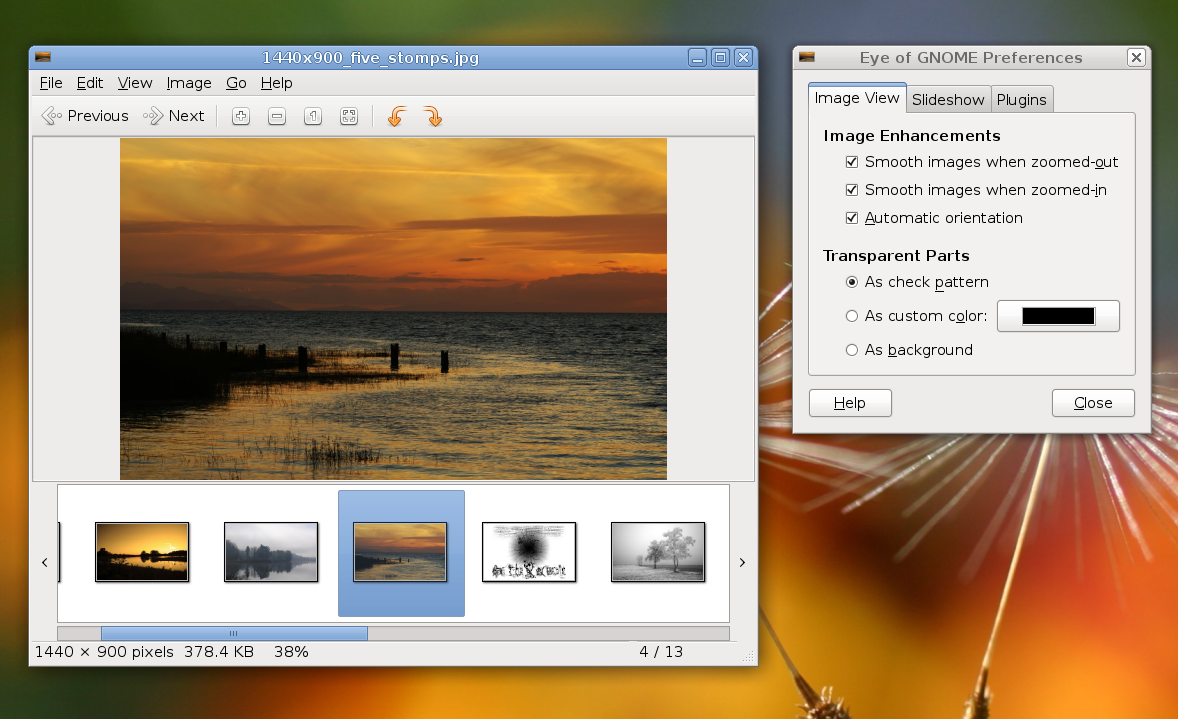 Top 5 Image Viewers for Ubuntu/Kubuntu | TuxArena