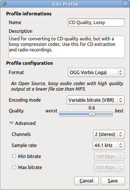 Gnac – Simple and Effective Audio Converter for GNOME | TuxArena