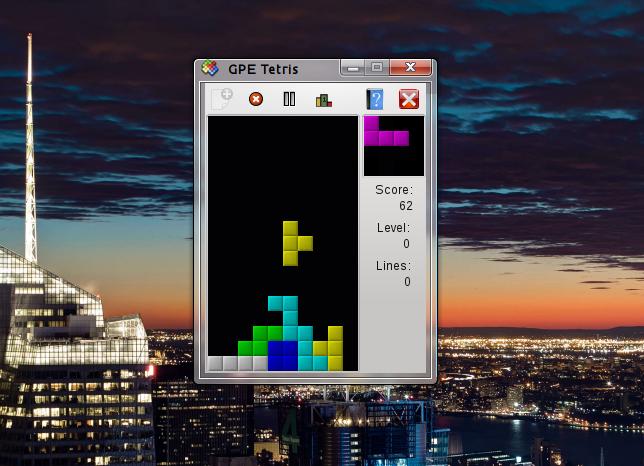 10 Tetris Games for Linux   TuxArena