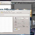 Overview of KDE's Calligra 2.8 Office Suite