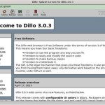 Overview of the Lightweight Dillo Browser