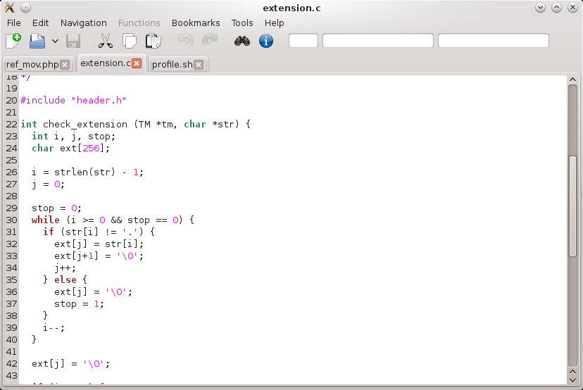 KKEdit 0 0 32 Released – Overview & Ubuntu Installation | TuxArena