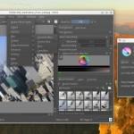 Krita 2.8.0 Milestone Release, Steam [Ubuntu Installation]