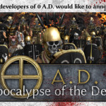 0 A.D. Announcing Apocalypse of the Dead