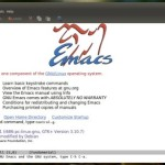 5 Programs/Features Embedded in Emacs