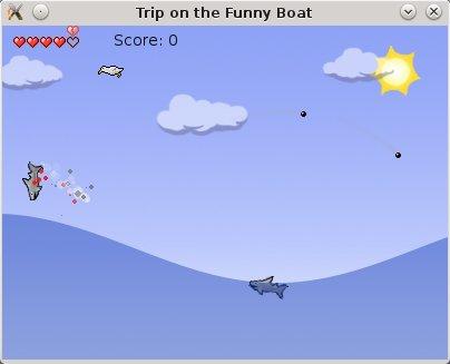 funnyboat