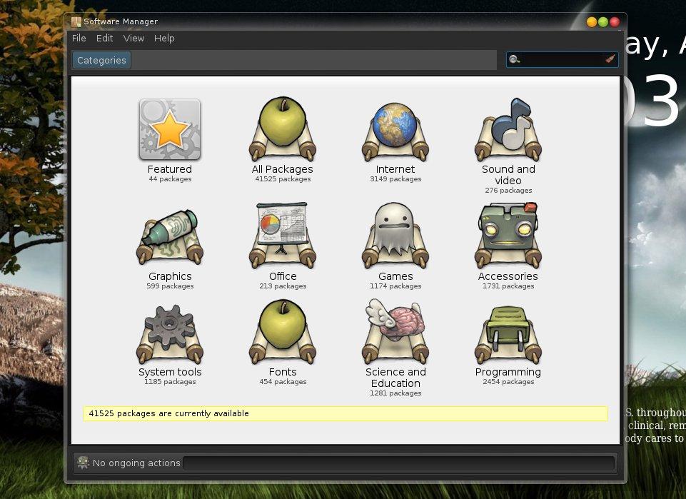 Обзор По Файловые Менеджеры Под Linux