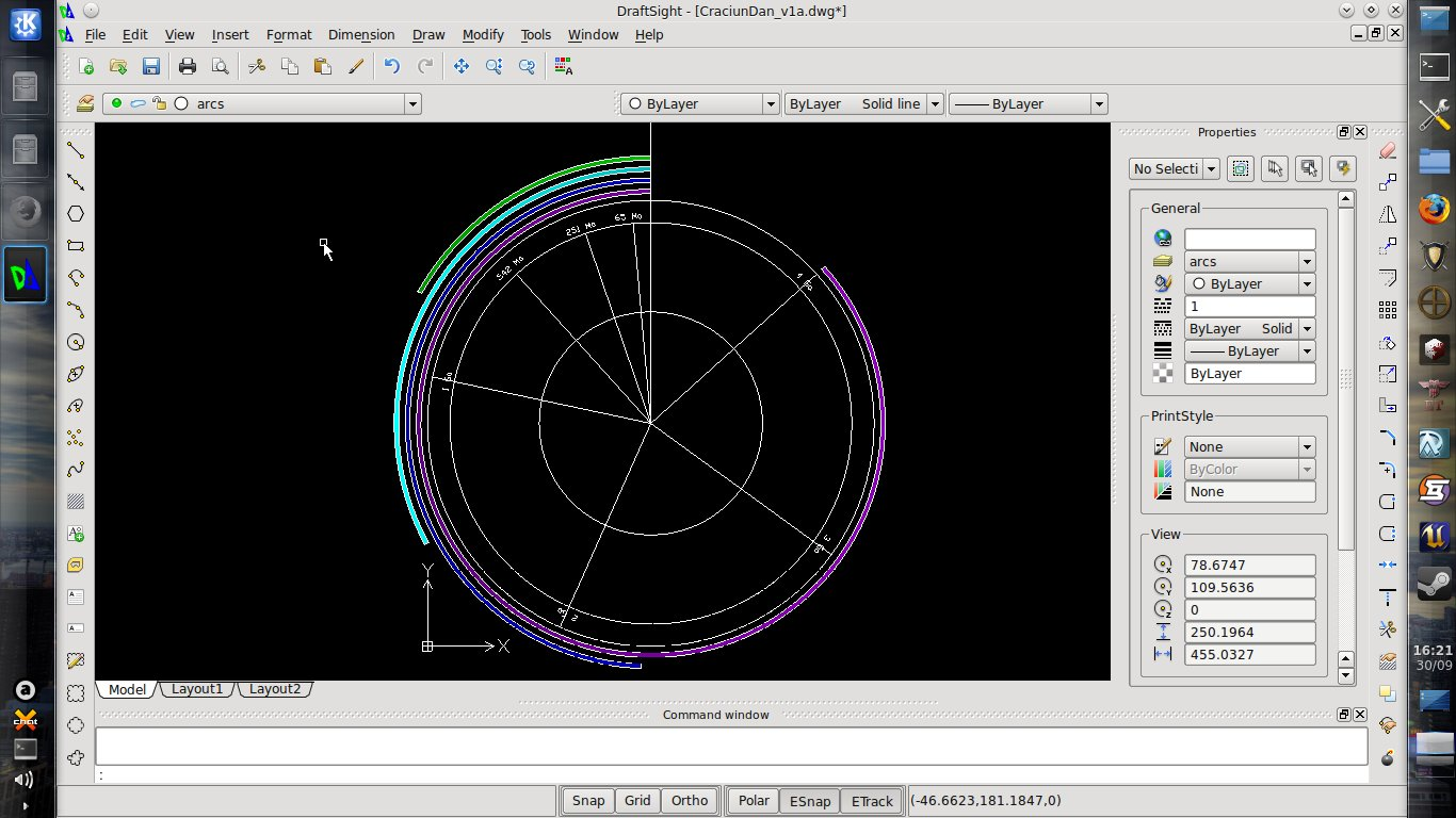 2 free cad programs for linux draftsight and qcad tuxarena for Online cad program