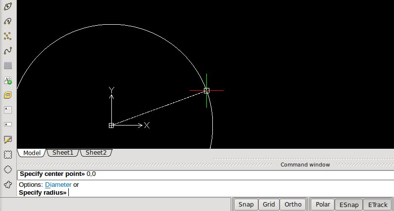 2 Free CAD Programs for Linux: DraftSight and QCAD | TuxArena