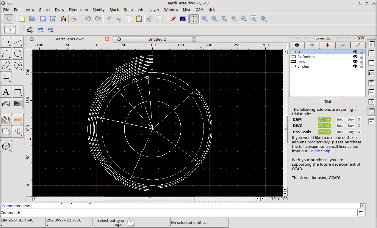 2 Free Cad Programs For Linux Draftsight And Qcad Tuxarena