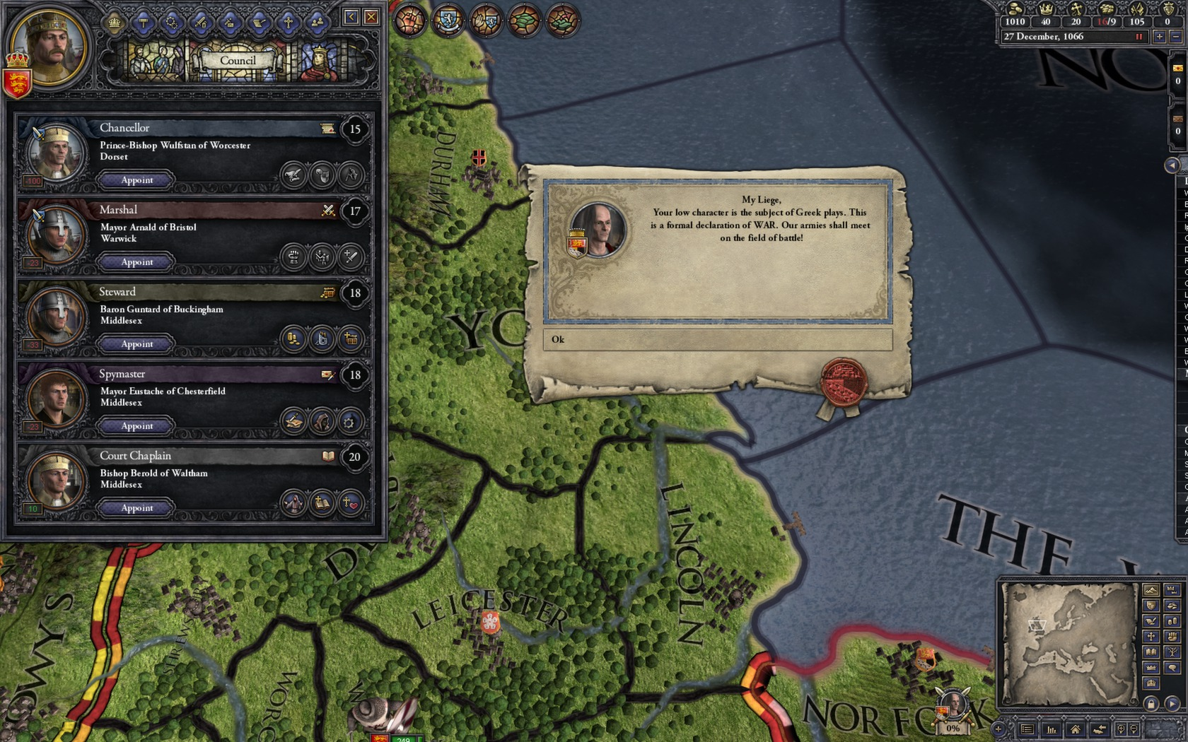 Crusader Kings II 75% Off on Steam and 2-Day Free Trial | TuxArena