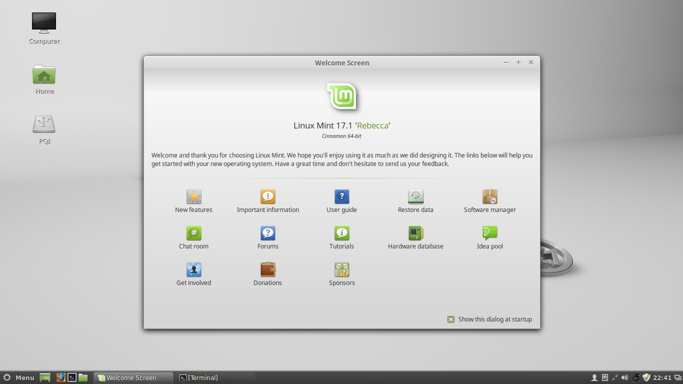 Linux Mint 17.1 with Cinnamon 2.4 Looks Beautiful [Overview, Screenshots, What's New]